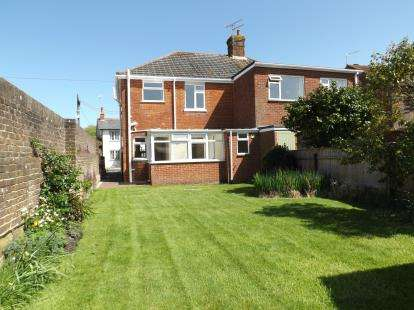 2 Bedrooms Semi Detached House for sale in Queens Parade, Lyndhurst, Hampshire