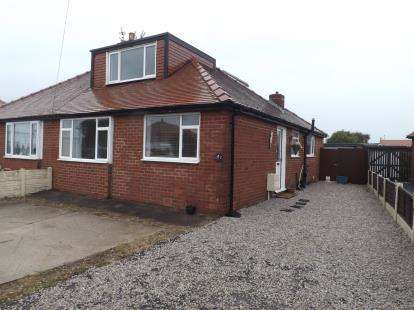 3 Bedrooms Bungalow for sale in Newcastle Avenue, Thornton-Cleveleys, Lancashire, FY5