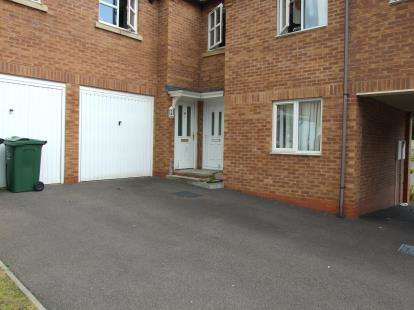 1 Bedroom Flat for sale in Bates Close, Loughborough, Leicestershire