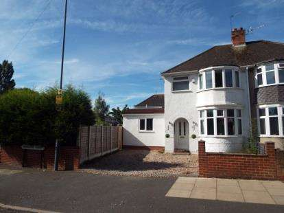 3 Bedrooms Semi Detached House for sale in Benedon Road, Birmingham, West Midlands