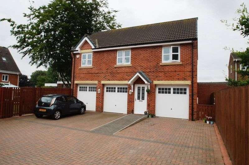 2 Bedrooms Detached House for sale in Hutton Way, Framwellgate Moor