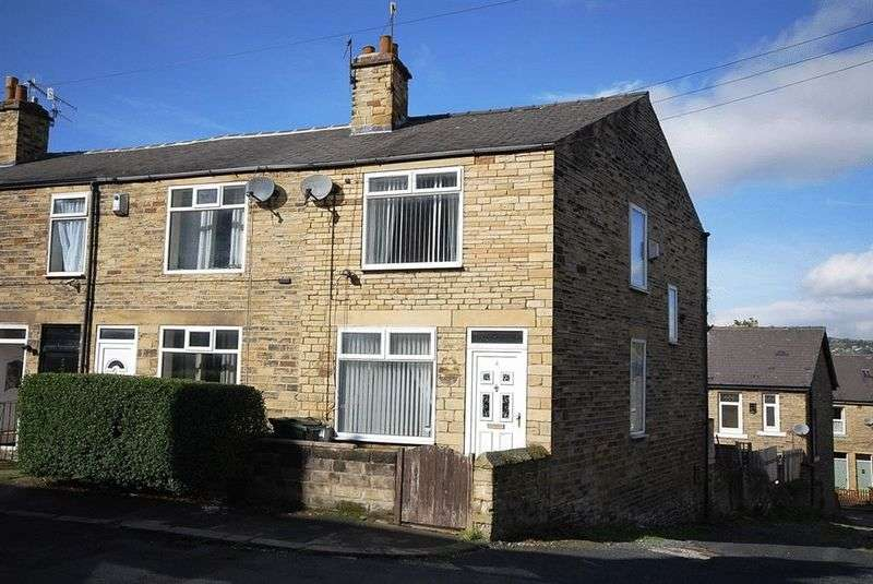 2 Bedrooms Terraced House for sale in Rosebery Avenue, BD18 2JZ