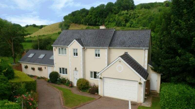 5 Bedrooms Detached House for sale in Meadowgate, Llancarfan, Vale of Glamorgan, CF62 3AG