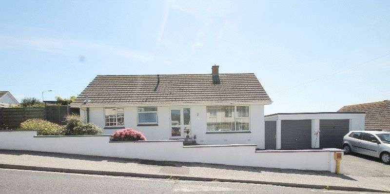 3 Bedrooms Detached Bungalow for sale in Parkland Close, Newquay