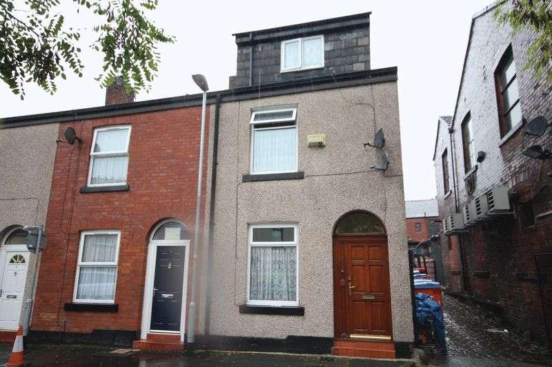 4 Bedrooms Terraced House for sale in DORSET STREET, Rochdale OL11 3SN