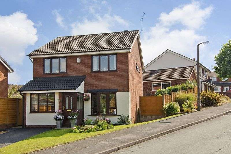 4 Bedrooms Detached House for sale in Bond Way, Hednesford, Cannock