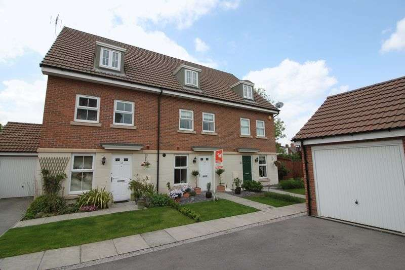 3 Bedrooms Semi Detached House for sale in Canterbury Close, Retford