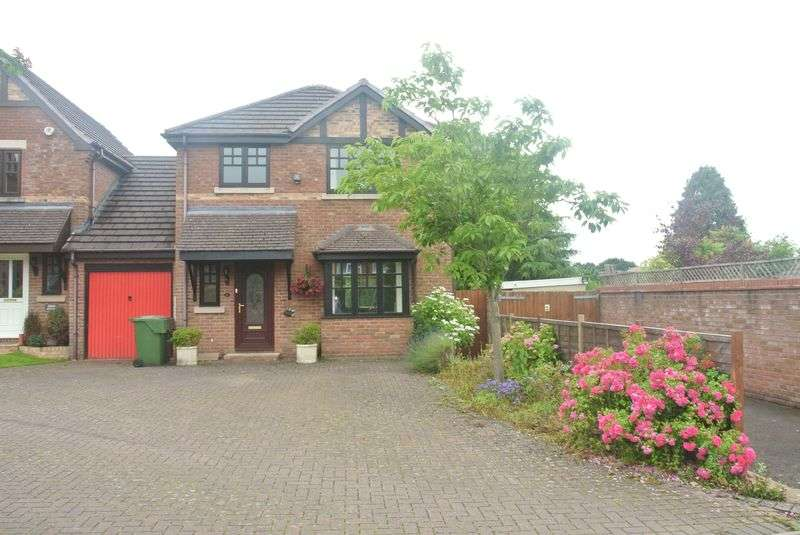 4 Bedrooms Detached House for sale in Nursery Gardens, Shirley B90