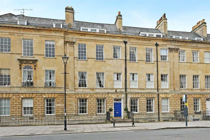 2 Bedrooms Flat for sale in Great Pulteney Street, Bath, BA2