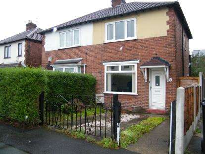 2 Bedrooms House for sale in Forbes Road, Offerton, Stockport, Cheshire