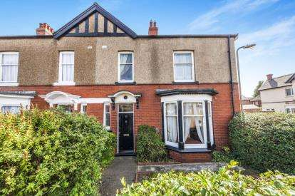 4 Bedrooms End Of Terrace House for sale in Junction Road, Stockton-On-Tees, Durham, .