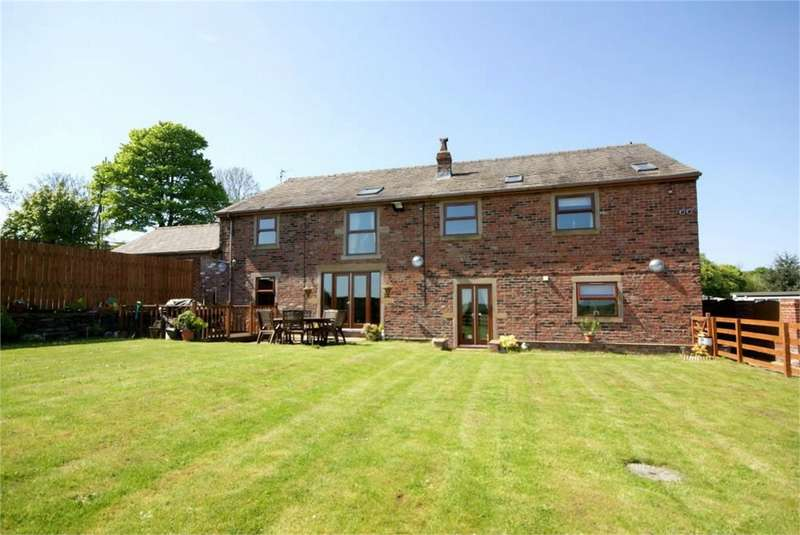 5 Bedrooms Barn Conversion Character Property for sale in Leigh Tenement Farm, Blackrod, Bolton, Lancashire