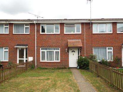 3 Bedrooms Terraced House for sale in Witham
