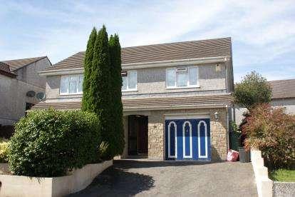 4 Bedrooms Detached House for sale in Liskeard, Cornwall