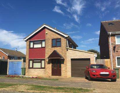 3 Bedrooms Detached House for sale in Derwent Drive, Bletchley, Milton Keynes, Buckinghamshire