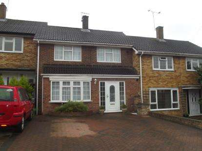 2 Bedrooms Terraced House for sale in North Close, Barnet