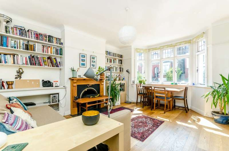 2 Bedrooms Flat for sale in Boyne Road, Lewisham, SE13