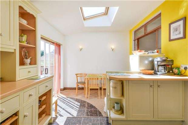 3 Bedrooms Semi Detached House for sale in Inott Furze, Headington, OXFORD, OX3 7ES
