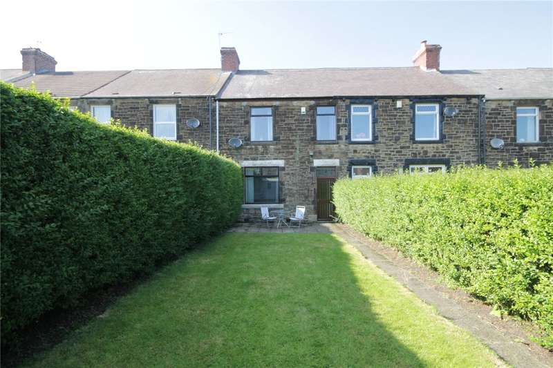 3 Bedrooms Terraced House for sale in Dacre Gardens, Consett, Durham, DH8