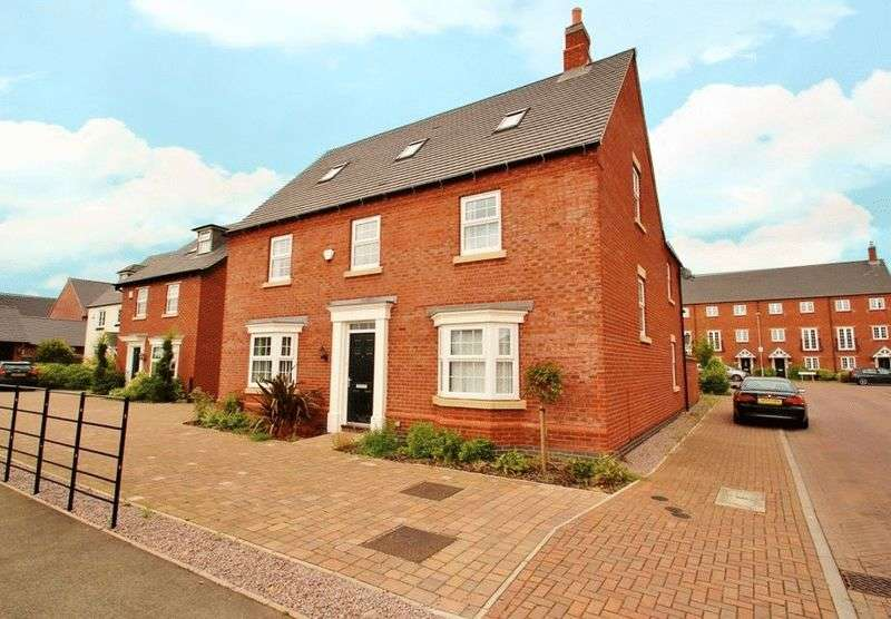 6 Bedrooms Detached House for sale in Empingham Drive, Syston, Leicestershire