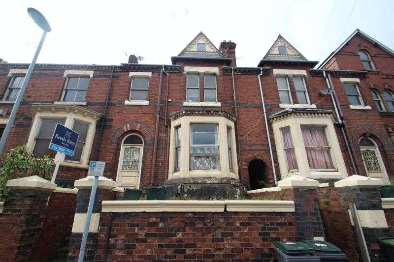 6 Bedrooms Terraced House for sale in Jasper Street, Hanley, Stoke-On-Trent
