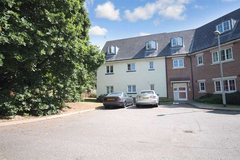 1 Bedroom Apartment Flat for sale in Pine Drive, Purdis Farm