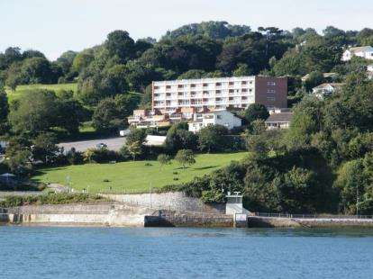 2 Bedrooms Flat for sale in Dunmore Drive, Shaldon, Teignmouth