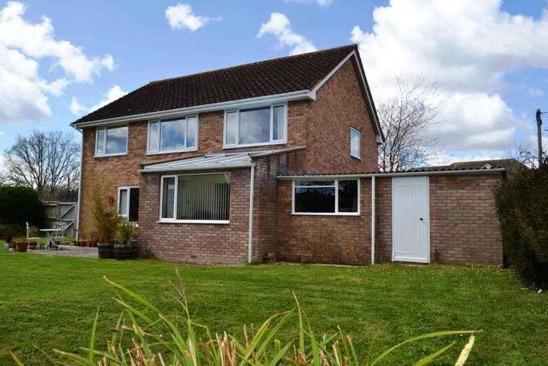 4 Bedrooms Detached House for sale in Salterton Road, Exmouth