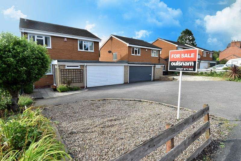 4 Bedrooms Detached House for sale in Central Road, Bromsgrove