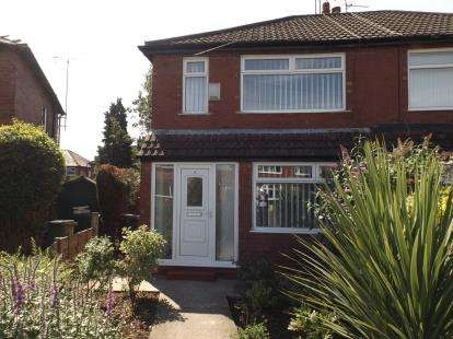 2 Bedrooms Semi Detached House for sale in Knowl Close, Denton, Manchester, Greater Manchester