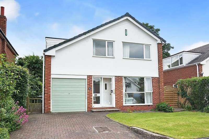 4 Bedrooms Detached House for sale in Hall Orchard Avenue, Wetherby, LS22