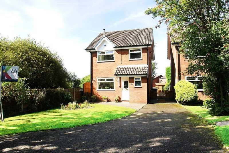3 Bedrooms Detached House for sale in 14 Kirtlington Close, Royton, Oldham