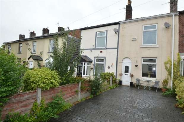 2 Bedrooms Cottage House for sale in Hollins Lane, Hollins, BURY, Lancashire