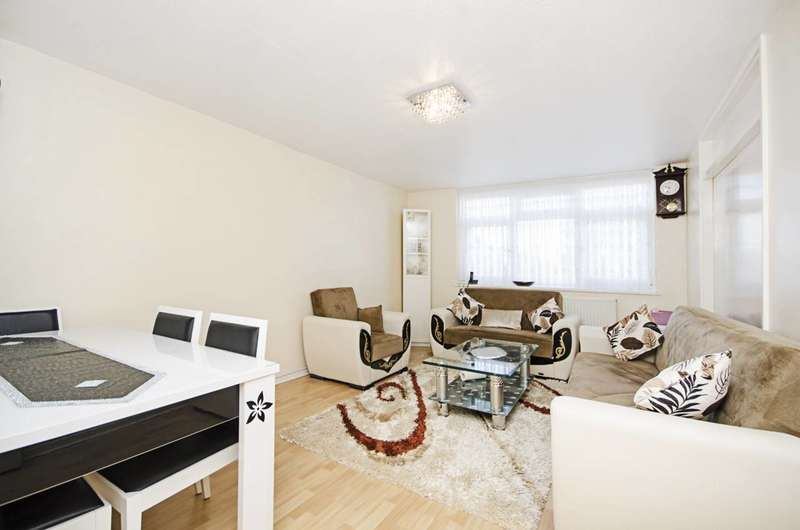 2 Bedrooms Flat for sale in Edgecot Grove, Tottenham, N15