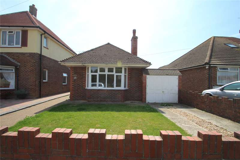 3 Bedrooms Detached Bungalow for sale in Cecil Road, Lancing, West Sussex, BN15