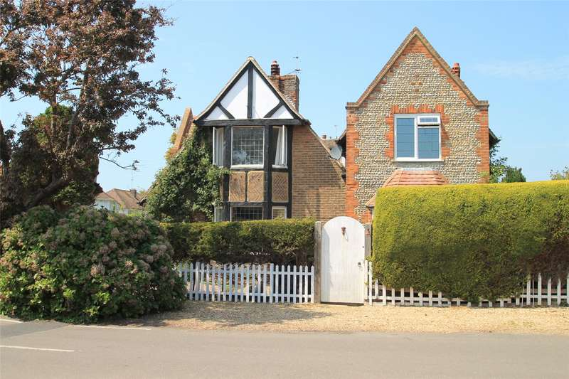 5 Bedrooms Detached House for sale in Manor Road, East Preston, West Sussex, BN16