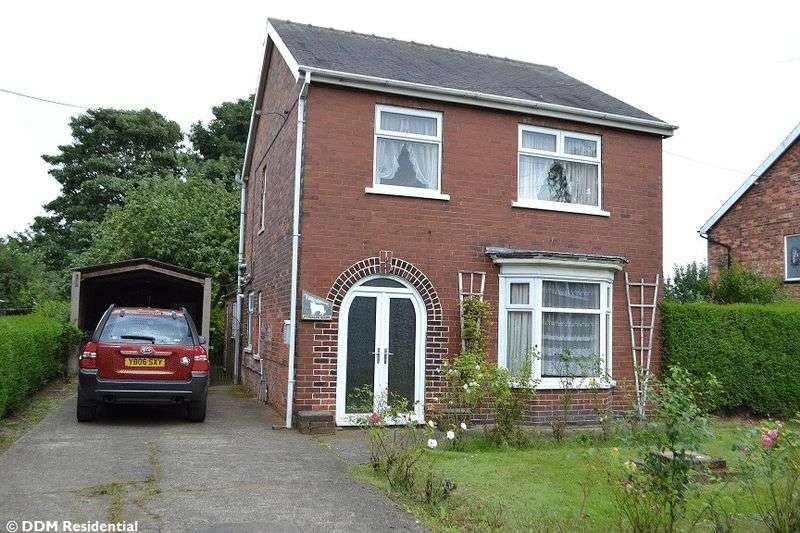 3 Bedrooms Detached House for sale in Buckingham Avenue, Scunthorpe