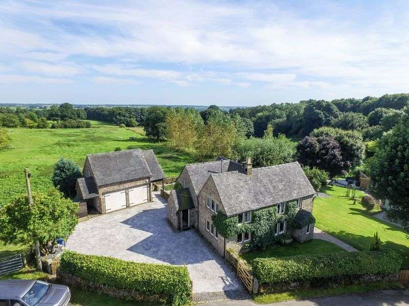 4 Bedrooms Cottage House for sale in Wootton, Ashbourne
