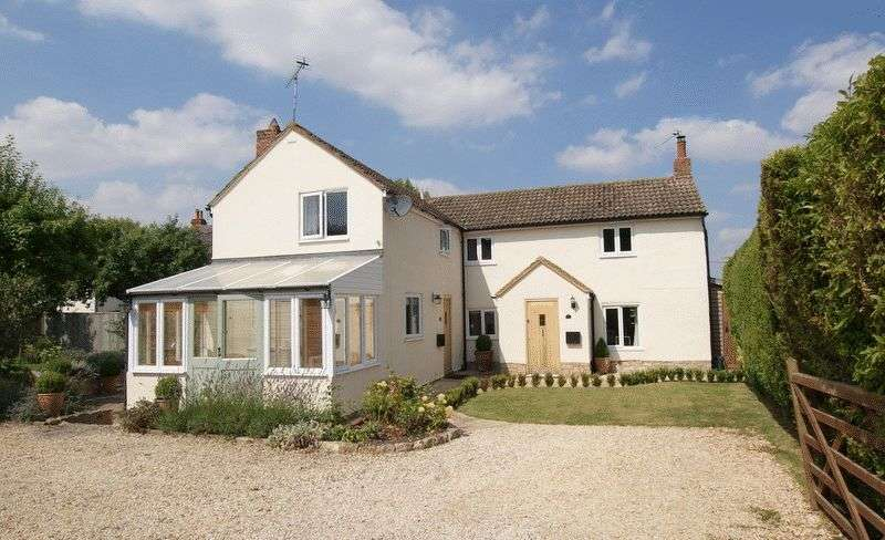 3 Bedrooms Detached House for sale in CHAPEL ROAD FORD BUCKINGHAMSHIRE