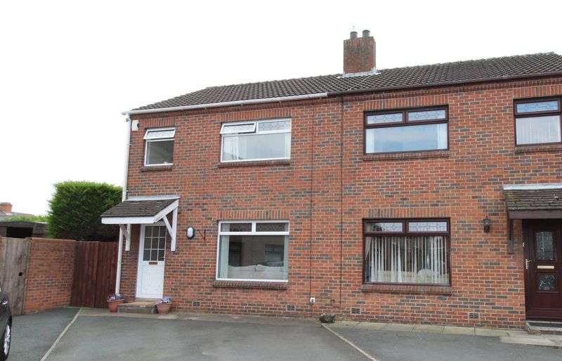 3 Bedrooms Semi Detached House for sale in 40 Edgewater, Lisburn