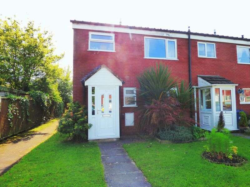 3 Bedrooms Semi Detached House for sale in Round Meadow, Leyland