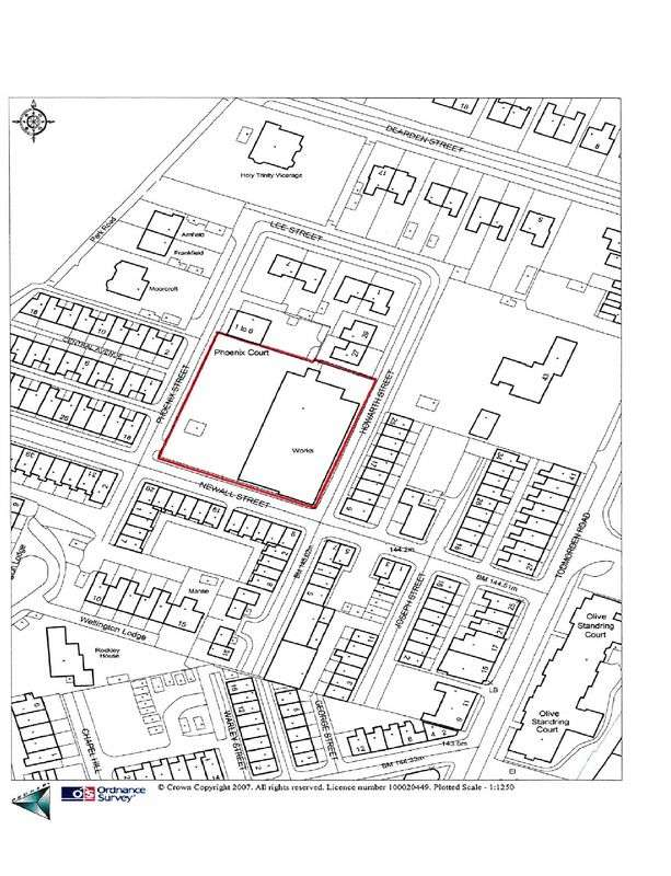 Property for sale in FOR SALE - Phoenix Iron Works, Howarth Street, Littleborough. OL15 9DW