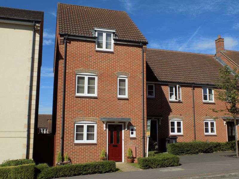 4 Bedrooms House for sale in Eastbury Way, Redhouse