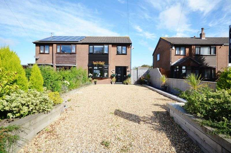 "3 Bedrooms Semi Detached House for sale in ""Lynd End"" Smallwood Hey, Pilling Lancs PR3 6HJ"