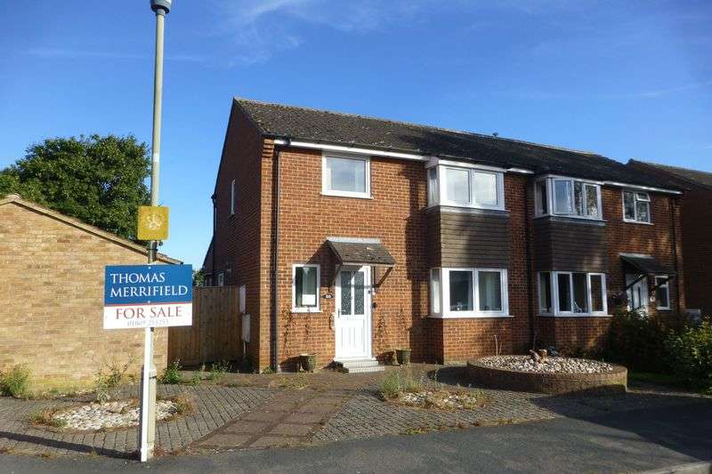 3 Bedrooms Semi Detached House for sale in Shannon Road, Bicester