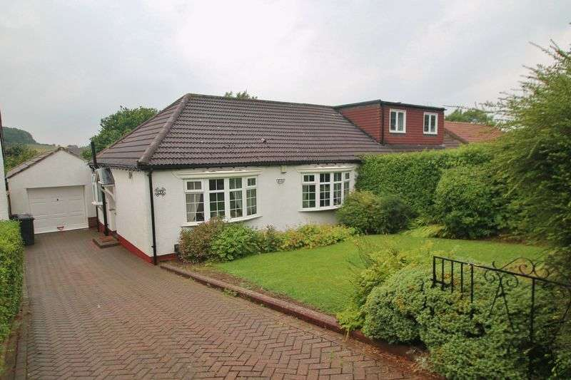 2 Bedrooms Semi Detached Bungalow for sale in Ormesby Bank, Ormesby