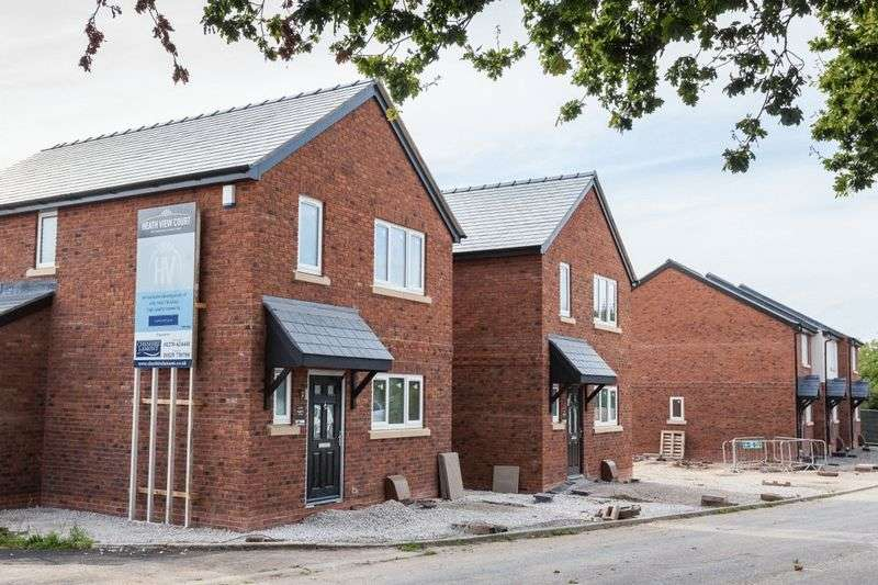 3 Bedrooms Detached House for sale in 'Yew House', Heathview Court, Old Chester Road, Nr Malpas