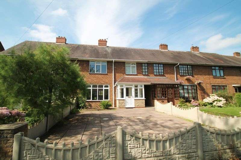 3 Bedrooms Terraced House for sale in East Park Way, East Park