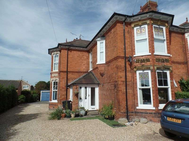 2 Bedrooms Flat for sale in Doddington Road, Lincoln