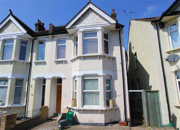 1 Bedroom Apartment Flat for sale in Florence Road, South Croydon